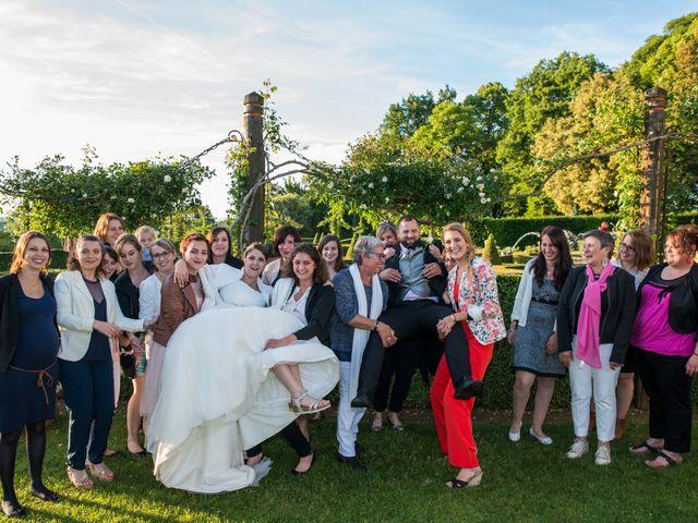 Le mariage de Jack et Gaëlle à Salignac-Eyvigues, Dordogne 31