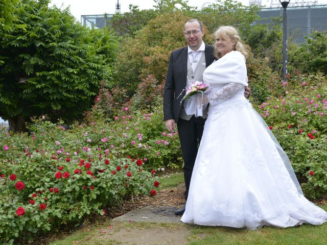 Le mariage de Stéphane et Annie à Épinay-sur-Seine, Seine-Saint-Denis 2