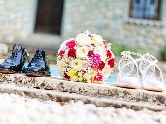 Le mariage de Emanuel et Sara à Jaillans, Drôme 4