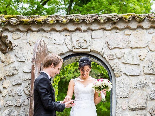 Le mariage de Emanuel et Sara à Jaillans, Drôme 7