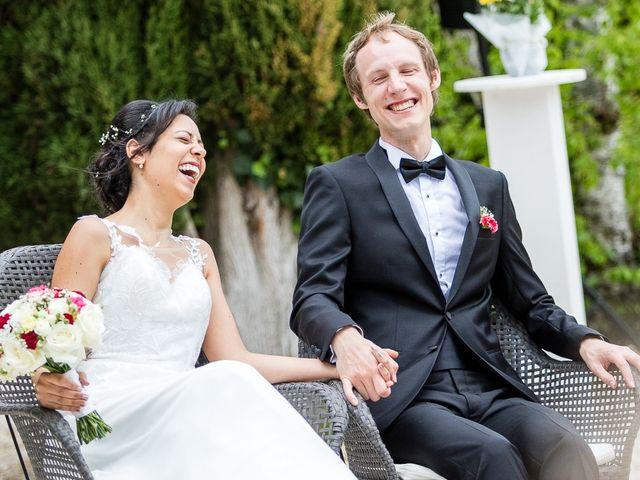 Le mariage de Emanuel et Sara à Jaillans, Drôme 9