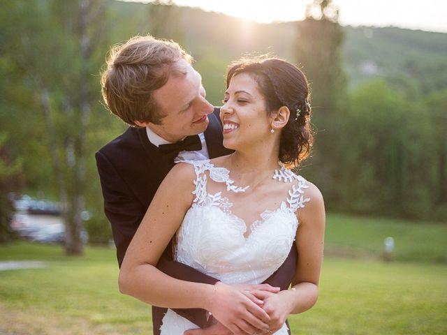 Le mariage de Emanuel et Sara à Jaillans, Drôme 11