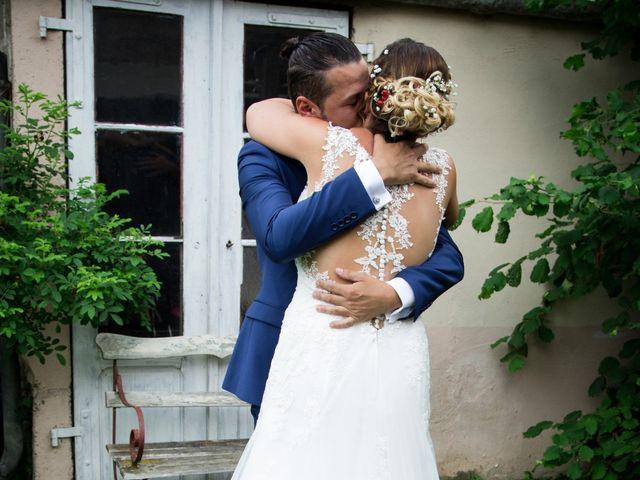 Le mariage de Julien et Céline à Sélestat, Bas Rhin 7