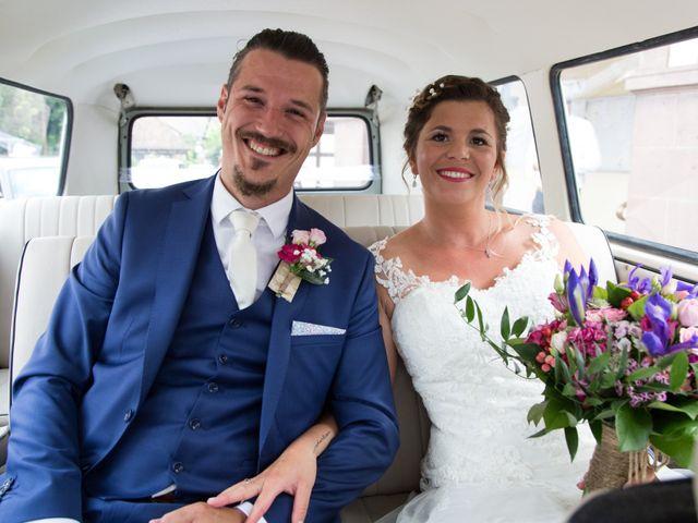 Le mariage de Julien et Céline à Sélestat, Bas Rhin 8
