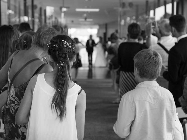 Le mariage de Julien et Céline à Sélestat, Bas Rhin 11