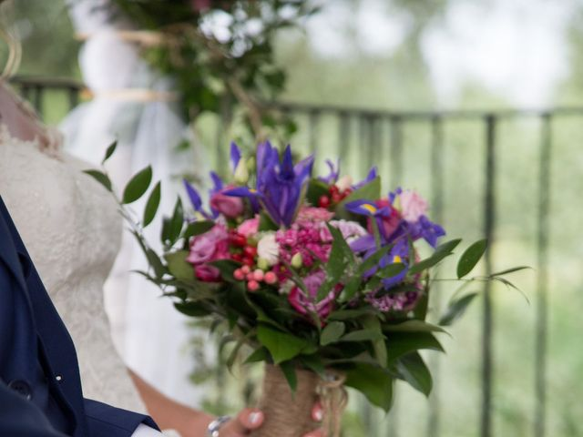 Le mariage de Julien et Céline à Sélestat, Bas Rhin 12