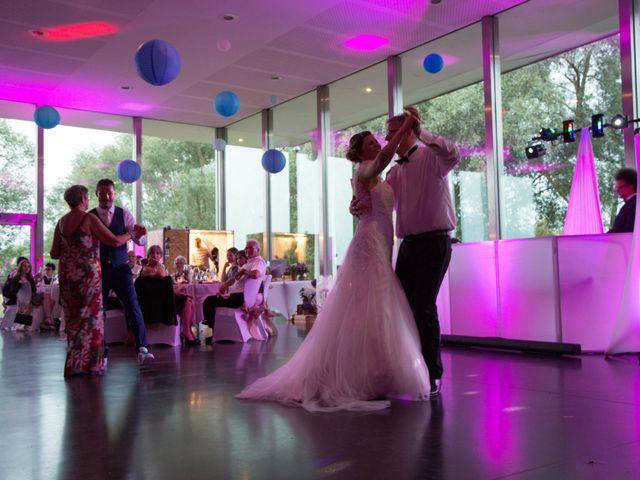 Le mariage de Julien et Céline à Sélestat, Bas Rhin 27