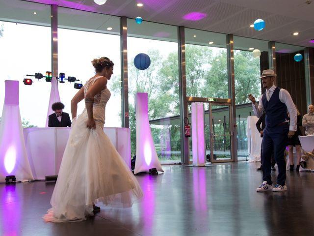 Le mariage de Julien et Céline à Sélestat, Bas Rhin 23