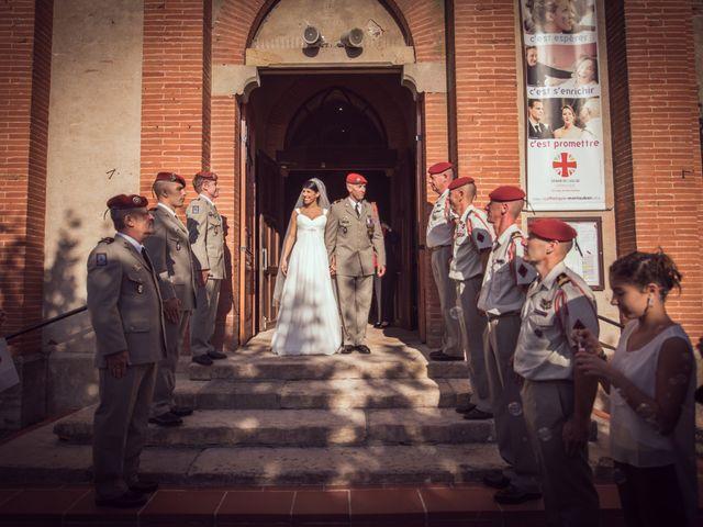Le mariage de Jean et Nelly à Montauban, Tarn-et-Garonne 25