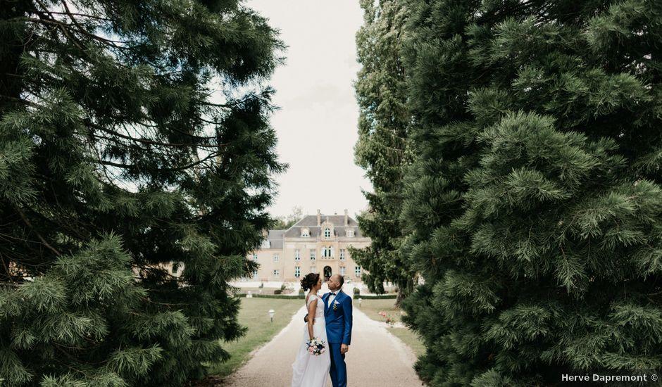 Le mariage de Ludger et Linda à Charleville-Mézières, Ardennes
