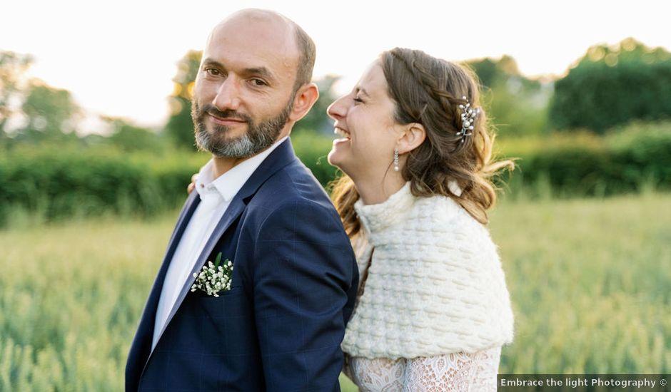 Le mariage de Hamza et Audrey à Caen, Calvados