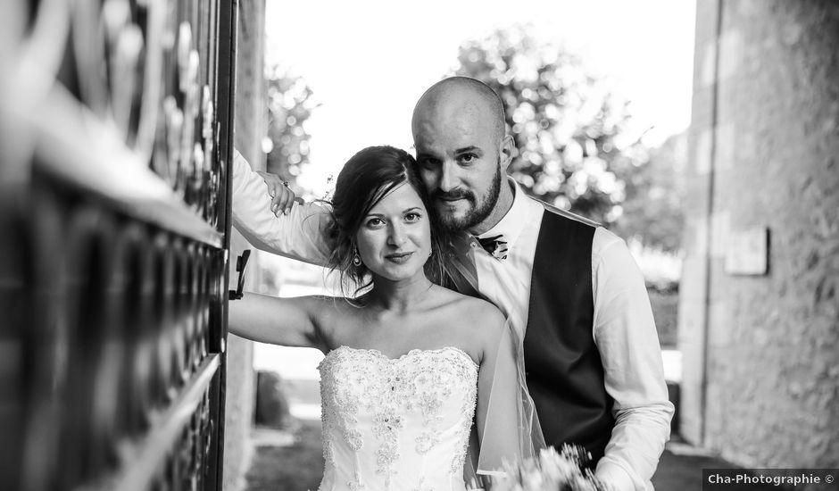 Le mariage de Simon et Isabelle à Chinon, Indre-et-Loire