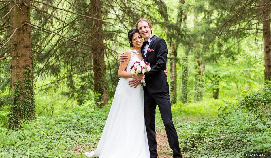 Le mariage de Emanuel et Sara à Jaillans, Drôme