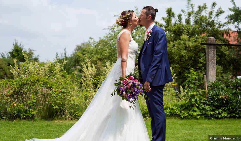Le mariage de Julien et Céline à Sélestat, Bas Rhin