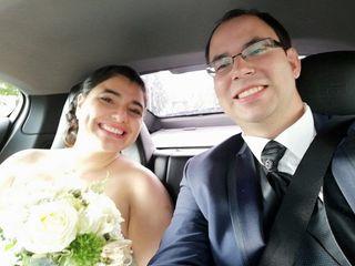Le mariage de Yeni et Aurélien