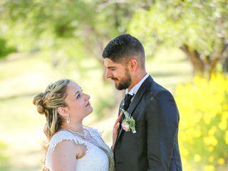 Le mariage de Nikita et Franck 1