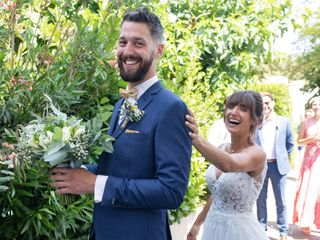Le mariage de Cécile et Jean-Baptiste 1