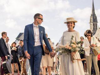 Le mariage de Adélie et Aymeric