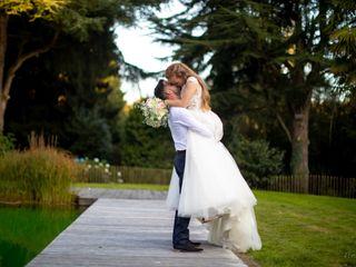 Le mariage de Emma et Arnaud 1