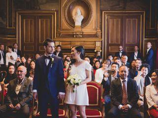 Le mariage de Leatitia et Romain 1