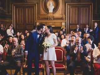 Le mariage de Leatitia et Romain 2