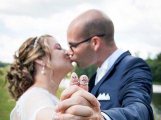 Le mariage de Isabelle et Jonathan  3
