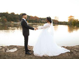 Le mariage de Sara et Fethi