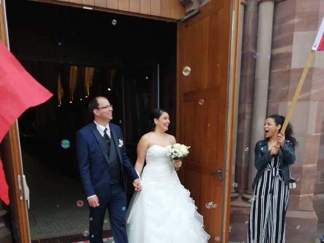 Le mariage de Aurélien  et Yeni à Cernay, Haut Rhin 7