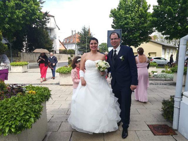 Le mariage de Aurélien  et Yeni à Cernay, Haut Rhin 8