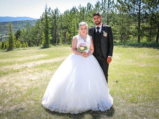 Le mariage de Nikita et Franck
