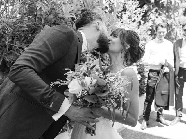 Le mariage de Jean-Baptiste et Cécile à Gémenos, Bouches-du-Rhône 6