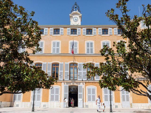 Le mariage de Jean-Baptiste et Cécile à Gémenos, Bouches-du-Rhône 11