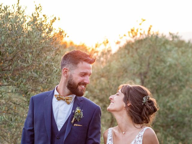 Le mariage de Jean-Baptiste et Cécile à Gémenos, Bouches-du-Rhône 1