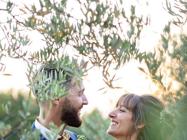 Le mariage de Jean-Baptiste et Cécile à Gémenos, Bouches-du-Rhône 2