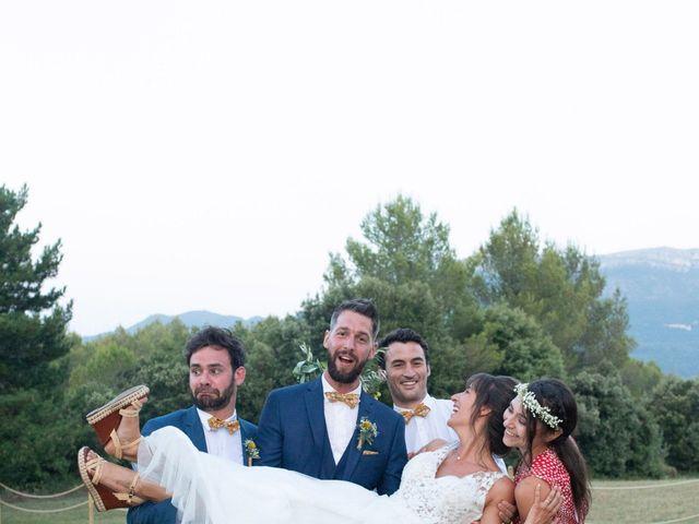 Le mariage de Jean-Baptiste et Cécile à Gémenos, Bouches-du-Rhône 71