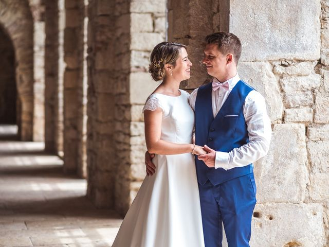 Le mariage de Jean et Marie à Saint-Ambreuil, Saône et Loire 10