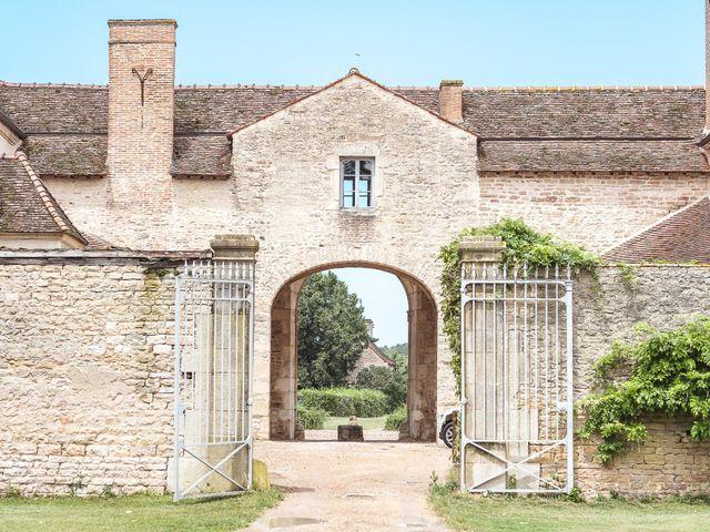 Le mariage de Jean et Marie à Saint-Ambreuil, Saône et Loire 11