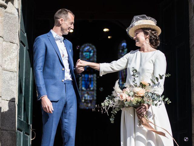 Le mariage de Aymeric et Adélie à Île de Batz, Finistère 30