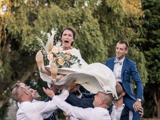 Le mariage de Aymeric et Adélie à Île de Batz, Finistère 38