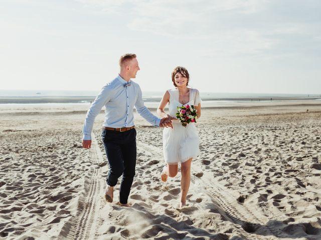 Le mariage de Romain et Morgane à Rue, Somme 2