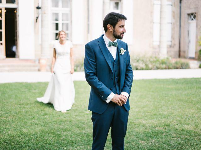 Le mariage de Dimitri et Fanny à Molandier, Aude 18