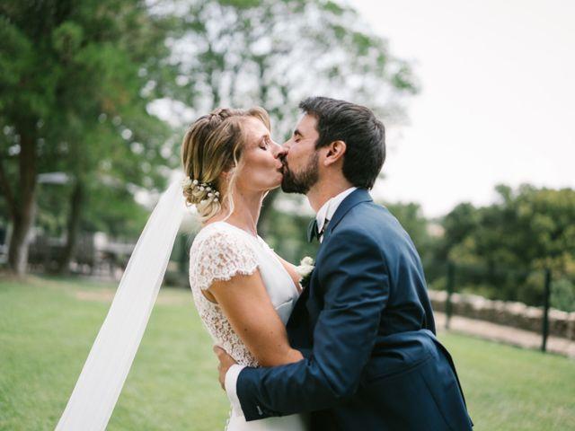 Le mariage de Fanny et Dimitri