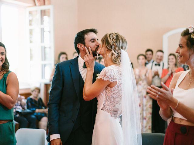 Le mariage de Dimitri et Fanny à Molandier, Aude 20