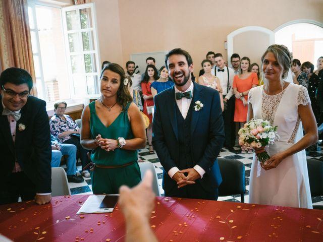 Le mariage de Dimitri et Fanny à Molandier, Aude 21