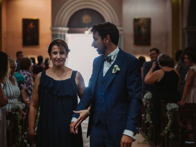 Le mariage de Dimitri et Fanny à Molandier, Aude 23
