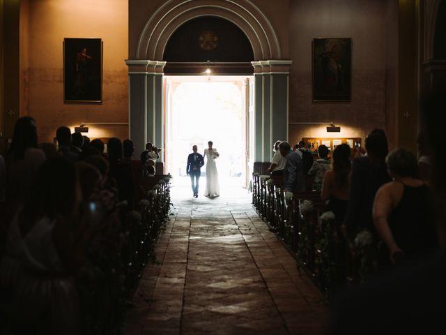 Le mariage de Dimitri et Fanny à Molandier, Aude 24