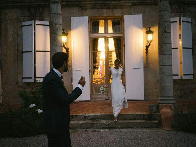 Le mariage de Dimitri et Fanny à Molandier, Aude 35
