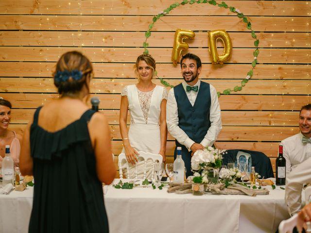 Le mariage de Dimitri et Fanny à Molandier, Aude 38