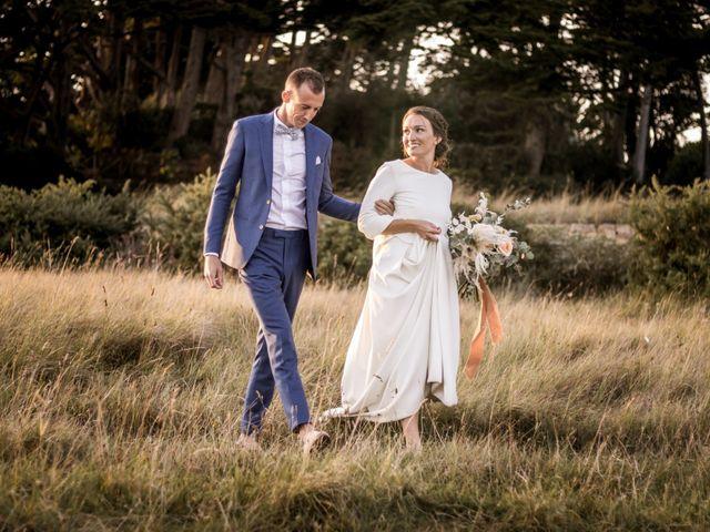 Le mariage de Aymeric et Adélie à Île de Batz, Finistère 40