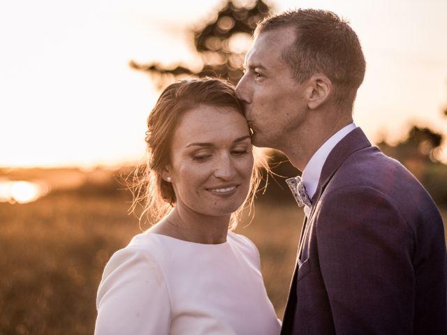 Le mariage de Aymeric et Adélie à Île de Batz, Finistère 45